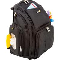Mochila Multifuncional Backpack Preta