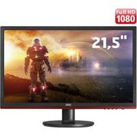 """Monitor Gamer Led 21,5"""" Aoc Full Hd Speed G2260Vwq6 Com Amd Freesync, Anti-Blue Light, Shadow Control E Entrada Hdmi"""