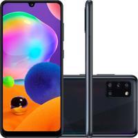 Smartphone Samsung Galaxy A31 128Gb 4Gb Ram A315 Preto