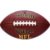 Bola Futebol Americano Wilson Nfl Super Grip - Unissex