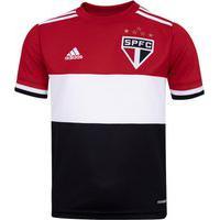 Camisa Sao Paulo Iii 21 Adidas Juv