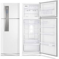 Refrigerador   Geladeira Electrolux Frost Free 2 Portas 459 Litros Branco - Df54