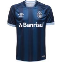 Camisa Umbro Grêmio Oficial 3 Torcedor 2017 d082aa137c6