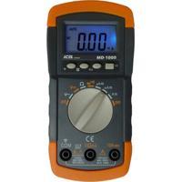 Multímetro Digital Cat Ii 600V Md-1005 Centrium Energy
