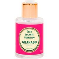 Óleo Secante Granado - Pink 10Ml - Unissex