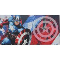 Relógio Capitão América - Avengers - Marvel - Disney - Mabruk