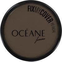 Océane Femme Pó Facial Fix My Cover 5 - Feminino-Incolor