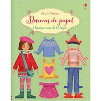 Bonecas De Papel - Usborne Publishing Ltd- Editora Editora Nobel