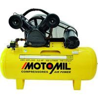 Compressor De Ar Motomil Cmv-20Pl/200, 5 Hp, Trifásico