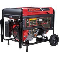 Gerador Monofásico Kawashima Gg8000-Es 8000W Gasolina