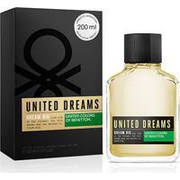Perfume Masculino Dream Big Man Benetton Eau De Toilette 200Ml - Masculino-Incolor