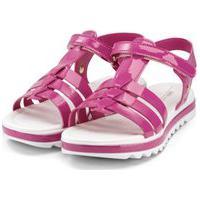 Sandália Infantil Bibi Flatform Rosa - 1059189