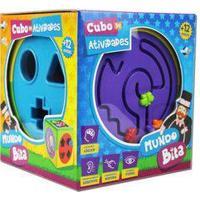 Brinquedo Cubo De Atividades Mundo Bita