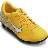 a7a1670b36 Netshoes  Chuteira Infantil Campo Nike Mercurial Vapor Xii Neymar
