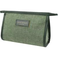 Necessaire Be You Envelope - Unissex-Verde