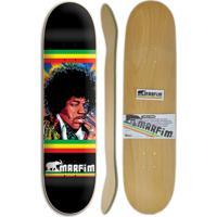 Shape Marfim Skateboards Hendrix 8.0