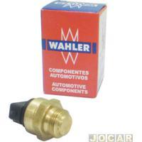 Sensor Temperatura Do Radiador (Cebolão) - Wahler - Gol/Parati/Saveiro 1995 Até 1999 - Escort/Verona - 1993 Até 1996 Com Ar Cond. Mot. Ap - Cada (Unidade) - 6025.95