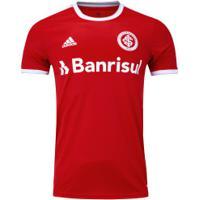 Camisa Do Internacional I 2020 Adidas - Masculina - Vermelho