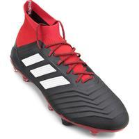 Netshoes  Chuteira Campo Adidas Predator 18 1 Fg - Unissex 78abed5f08cdb