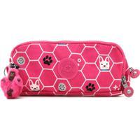 fe35544b8 Estojo Kipling Pouches / Cases Gitroy Pink Dog_ Rosa