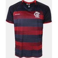 Camisa Flamengo Care Masculina - Masculino-Preto