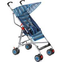 Carrinho De Bebê Umbrella Slim-Voyage - Azul