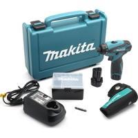 Parafusadeira À Bateria 1/4 12V Df030Dwe 110V - Makita
