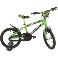 Bicicleta Infantil Aro 16 Rharu Tech R10 - Masculino