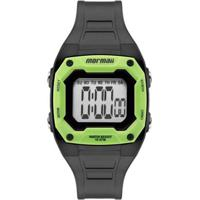 Relógio Mormaii Digital Nxt Kid Masculino - Masculino-Preto