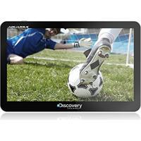 Gps Automotivo Discovery Channel Tela De 7 Com Tv Digital