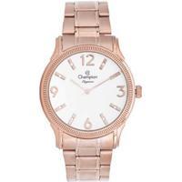 Relógio Champion Analógico Cn25832Z Feminino - Feminino-Rosa