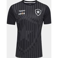 Netshoes  Camisa Botafogo Comissão Técnica Masculina - Masculino fe251eec89225