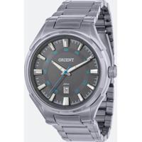 Kit Relógio Masculino Orient Mbss1348-Kw83G1Sx Analógico 5Atm + Canivete