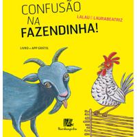 Confusão Na Fazendinha! Editora Bamboozinho Colorido