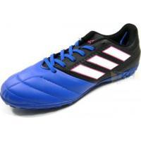 Chuteira Adidas Ace 17.4 Society Xtf Azl/Pto/Pnk - Adidas