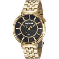 Relógio Seculus Feminino 20625Lpsvds1