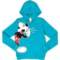 Jaqueta Disney Juvenil Para Menino - Verde