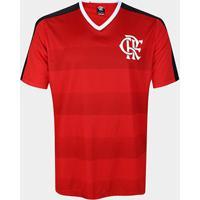 Camisa Flamengo Manto Sagrado N° 9 Masculina - Masculino