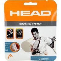 Corda Para Raquete Head Sonic Pro - Branco