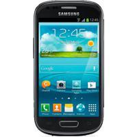 """Smartphone Galaxy S3 Mini Samsung Preto - 3G - Wi-Fi - 4"""" - 8Gb - 5Mp - Android 4.2 - Desbloqueado"""