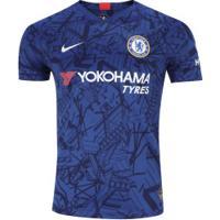 Camisa Chelsea I 19/20 Nike - Masculina - Azul