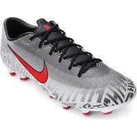 e45fa4a8ce8e5 Chuteira Campo Nike Mercurial Vapor 12 Academy Neymar Jr Fg - Unissex