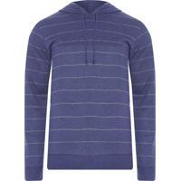 Blusa Masculina Listrada - Azul