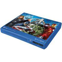 Dvd Player Compact - The Avengers - Tectoy