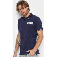 Camisa Polo Puma Athletics Masculina - Masculino