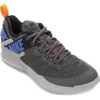 Tênis Nike Zoom Domination Tr 2 Masculino - Masculino-Cinza+Azul