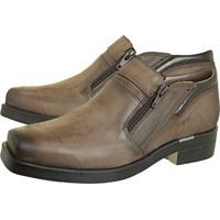 Sapato Ferracini Marcel Marrom