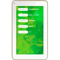 Tablet Quadcore Tela 7 Dual 512Mb Cã¢Mera 2Mp Mirage