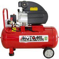 Motocompressor De Ar 50L 2Hp Motomil Mam-8.7/50Br 8.7 Pés 220V