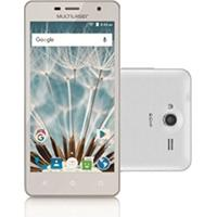 Tablet Mini Ms50S 5 Pol 16Gb 8Mp Dual Sim Branco Nb262 Multilaser